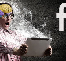 Google and Facebook Want Your Data and Your Brain
