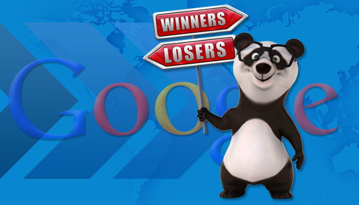 Searchmetrics Publishes Lists of Panda 4.0 Winners and Losers