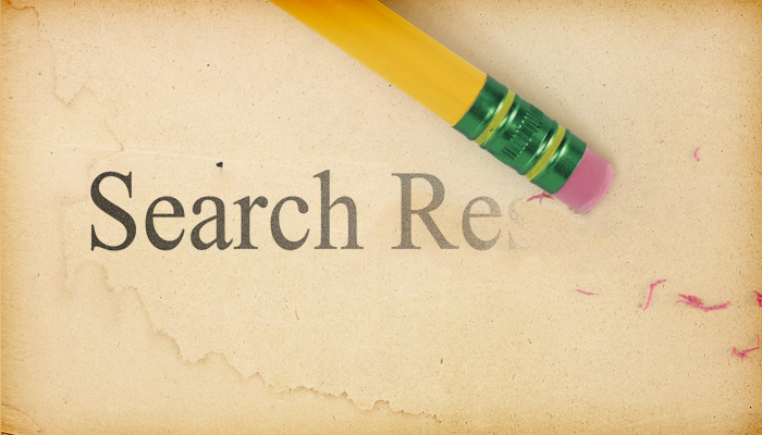 "Google Releases New Search Removal Request Form in Compliance with the EU's ""Right to be Forgotten"" Directive"