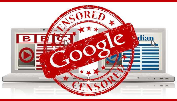 """(News) The EU's """"Right to be Forgotten"""" Directive Google Censors Articles from the BBC and The Guardian"""
