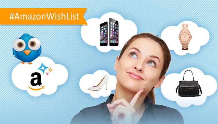 Tweets With #AmazonWishList Hashtag Now Adds to Amazon Wish List