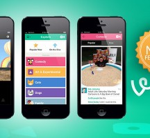 Vine Adds New Camera Tools, Customization Features for iOS Users