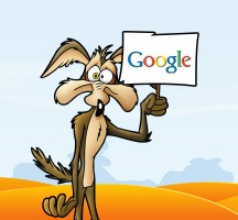 Is Google the New Wile E. Coyote?