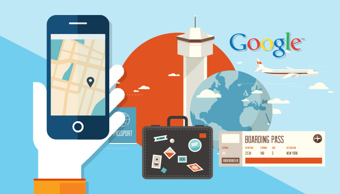 Travel-Related Commands Coming to the Google App