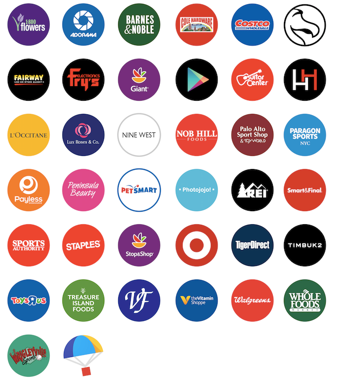 google-express-partners