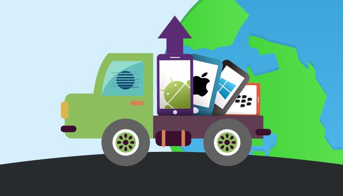 Global Smartphone Market Grows 25.3% in Q2 2014