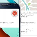 Google's Mobile Search App Gets New Design for Lollipop Devices