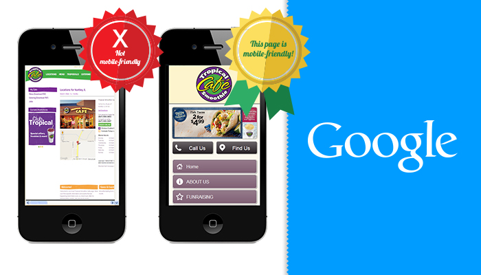 """Google Launches """"Mobile-Friendly"""" Label in Search Results"""