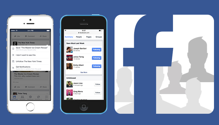2014.11.20 (Mini-FA L1) Facebook Gives Users More Control Over Their News Feed CH