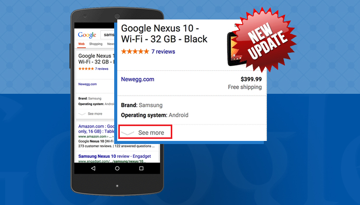 Expanded Product Information, 360 View Coming to Google Mobile Search