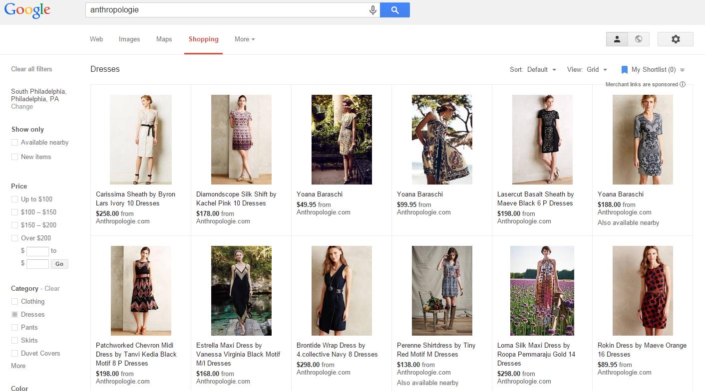 anthropologie-new-google-shopping-ads