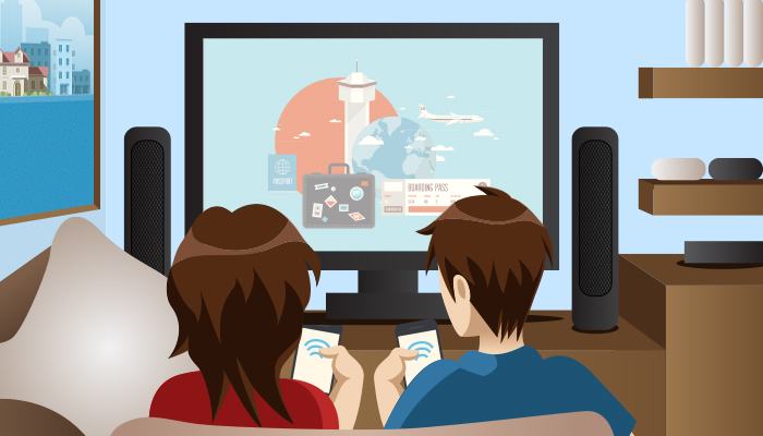 Time Spent On Mobile Devices Has Surpassed Watching TV in the U.S.