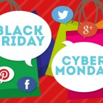 Black Friday and Cyber Monday Fueling Social Conversations