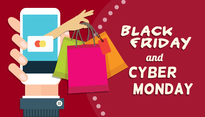 Mobile drove 37 of online transactions on black friday cyber monday marketing digest - Black friday mobel ...