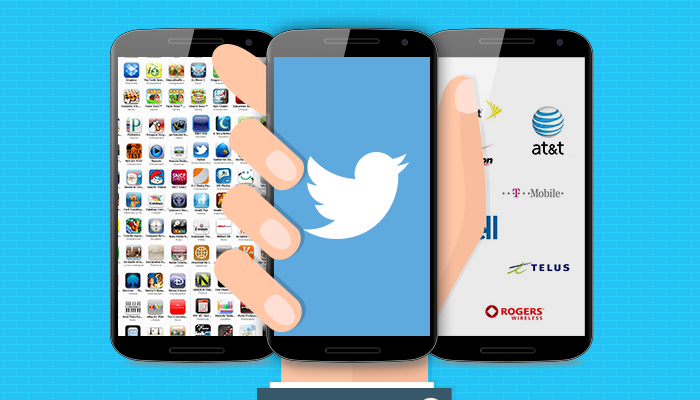 Mobile Carrier and Device Targeting Options Available in Twitter Ads