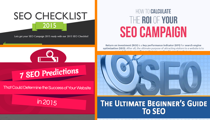 Four Infographics to Fuel your SEO Campaign in 2015 - Marketing Digest