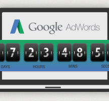 Countdown Widget Introduced to Google's Ad Customizers