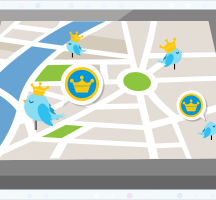 Twitter and Foursquare Partner to Deliver Location-Based Tweets