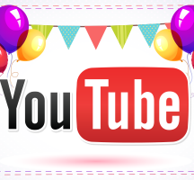 YouTube Turns 10: Celebrate by Watching the Top 10 Marketing Videos