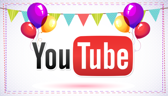 2015.03.04 (Mini FA L2) YouTube Turns 10 Celebrate by Watching the Top 10 Marketing Videos MM