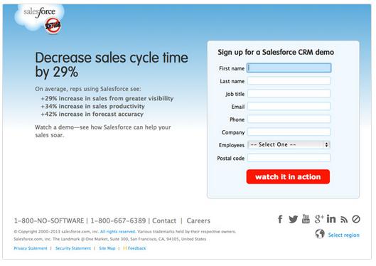 salesforce-kissmetrics-decrease-sales-cycle-time