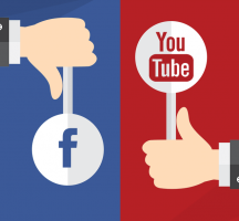 Facebook Video on the Rise, but YouTube Remains the Overall Winner