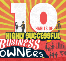 Change Your Life with 10 Habits of Highly Successful Business Owners
