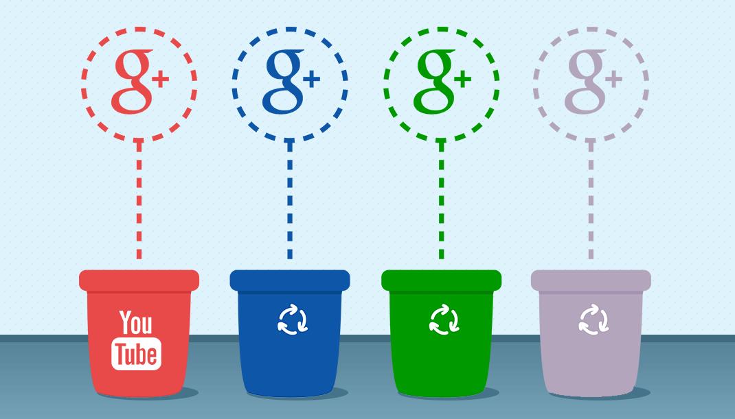 Google Ditches Mandatory Google+ Identity Across all its Products - Marketing Digest