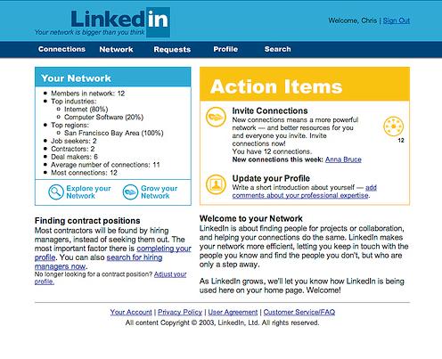 linkedin-2003-homepage