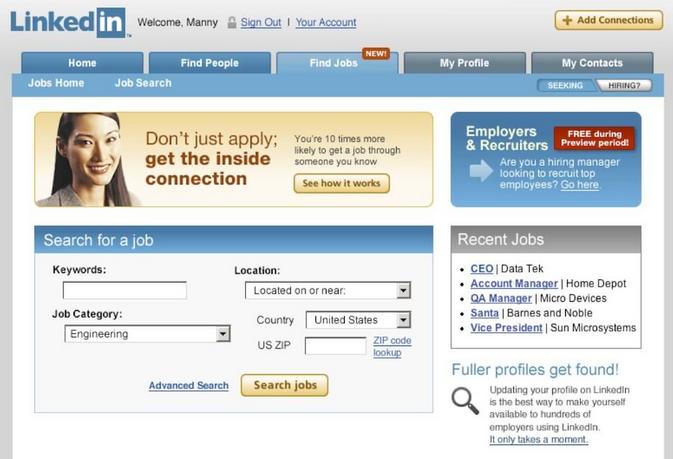 linkedin-jobs-page