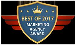 Marketing Digest Best of 2017 Marketing Agency Award